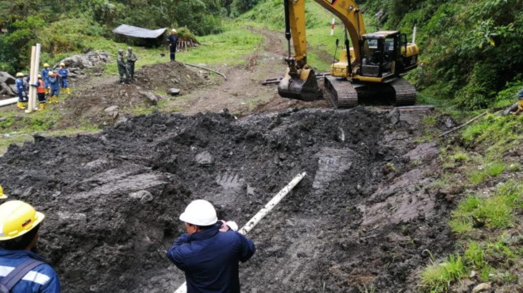 El Poliducto Shushufindi-Quito reinició sus operaciones