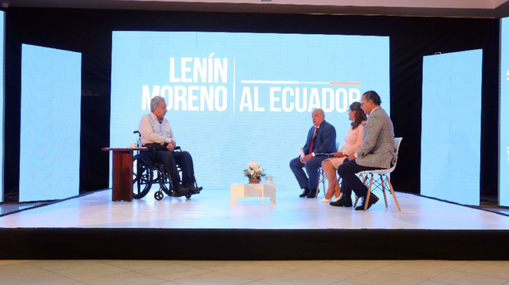Presidente Moreno no descarta focalización del subsidio al diésel