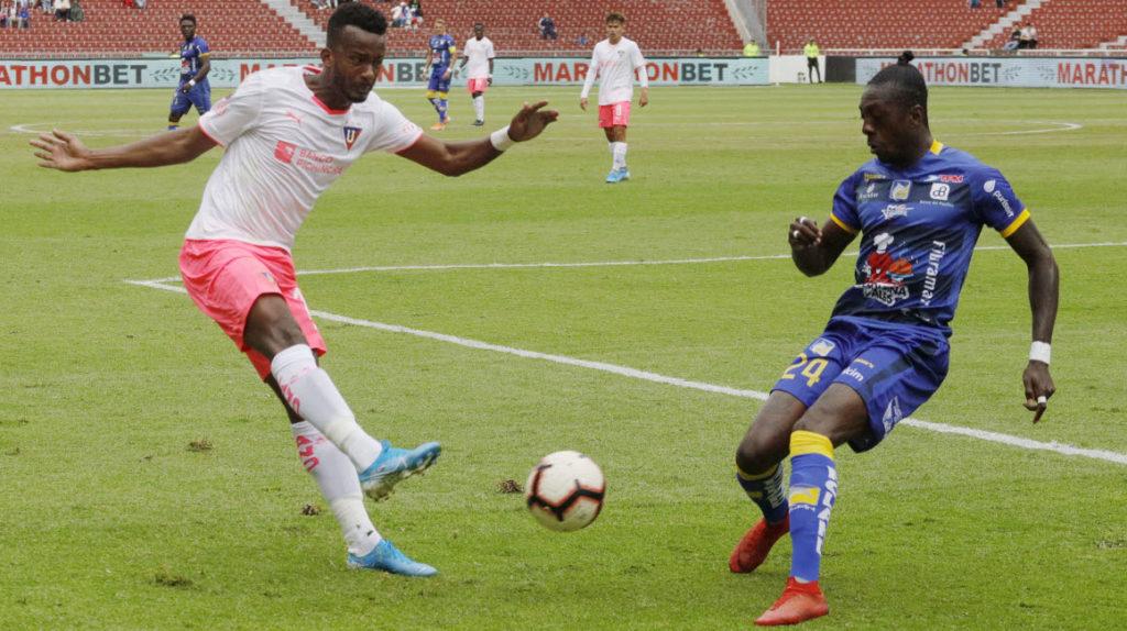 El futuro de Jefferson Orejuela en Liga es incierto