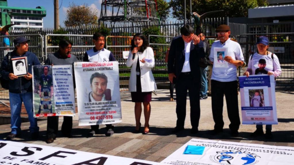 Asamblea aprueba la Ley  de Actuación en casos de Personas Desaparecidas