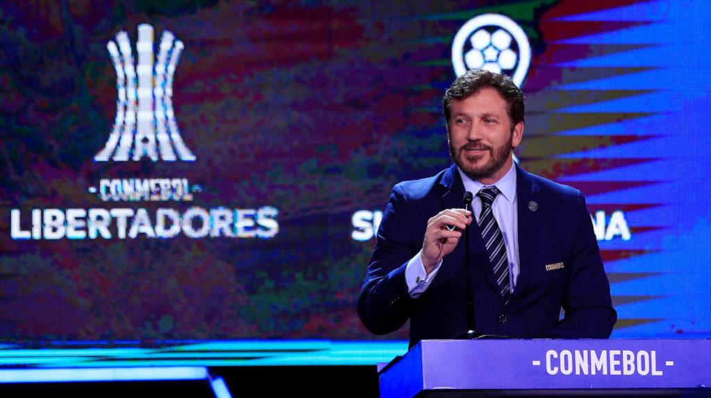 """Alejandro Domínguez: """"No hay apuro para retomar las competiciones"""""""
