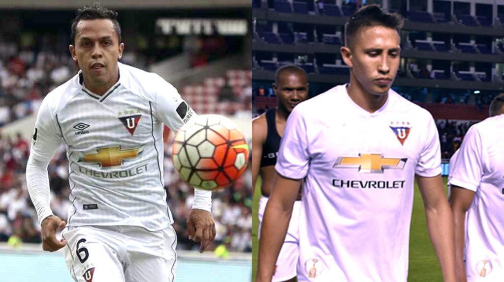 Édison Vega y Franklin Guerra, piezas clave en Liga de Quito
