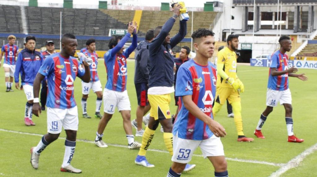 Deportivo Quito buscará 25 futbolistas para el torneo de Segunda División