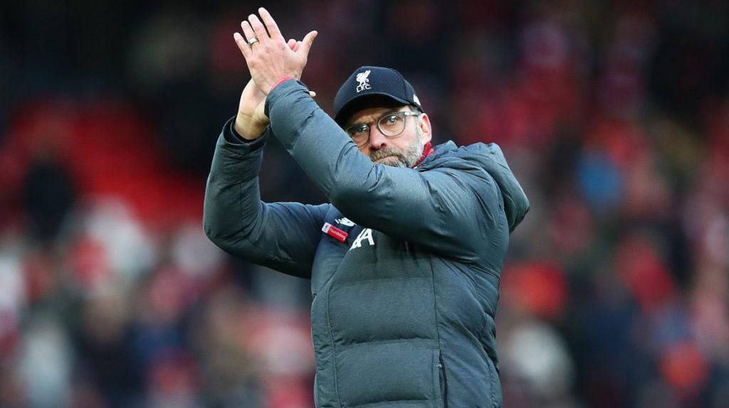 Jürgen Klopp es elegido como el mejor técnico del año en Inglaterra