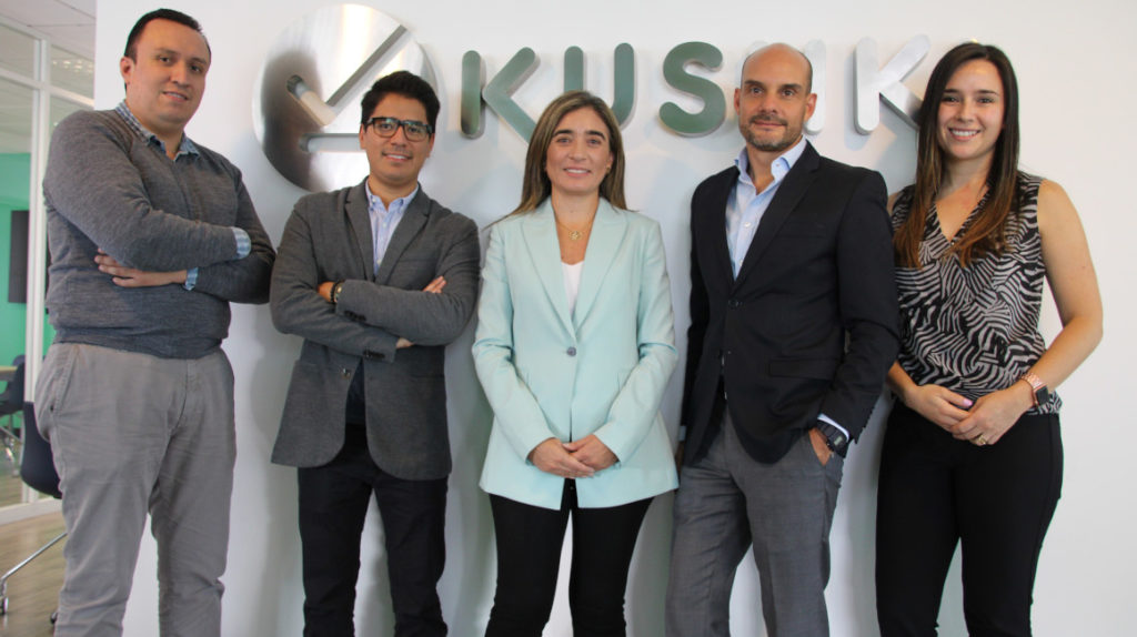 Kushki, la 'fintech' ecuatoriana que da soporte a Uber, Cabify y Rappi