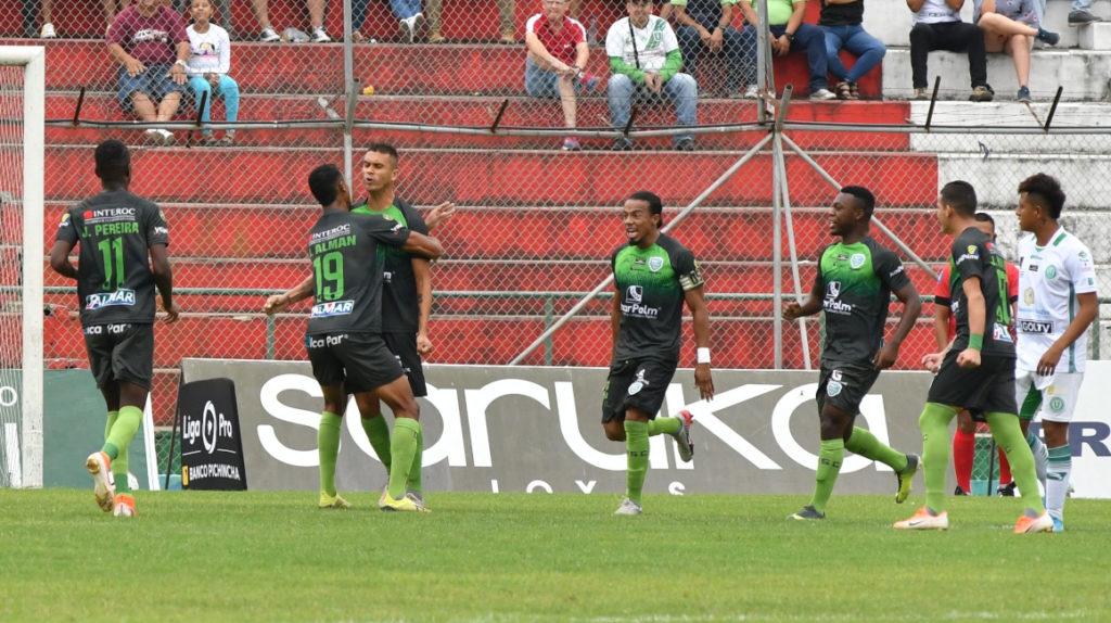Orense vence a Liga de Portoviejo en la primera final de la Serie B