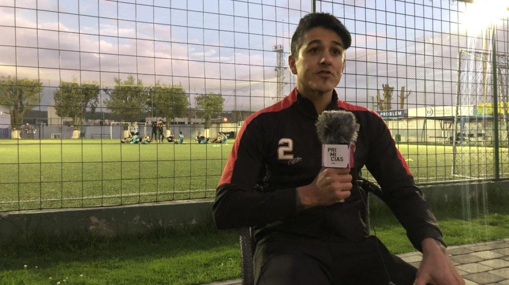 """Norberto Araujo: """"tiene que prevalecer el jugador pensante por sobre el corredor"""""""