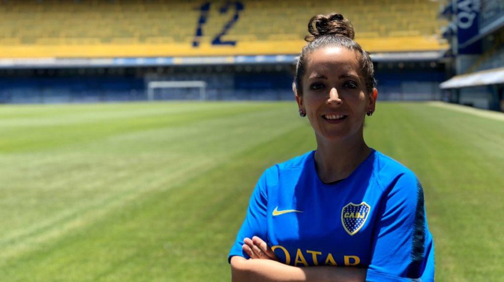 """'Mayta' Vásconez: """"en Boca estoy cumpliendo una meta de vida"""""""