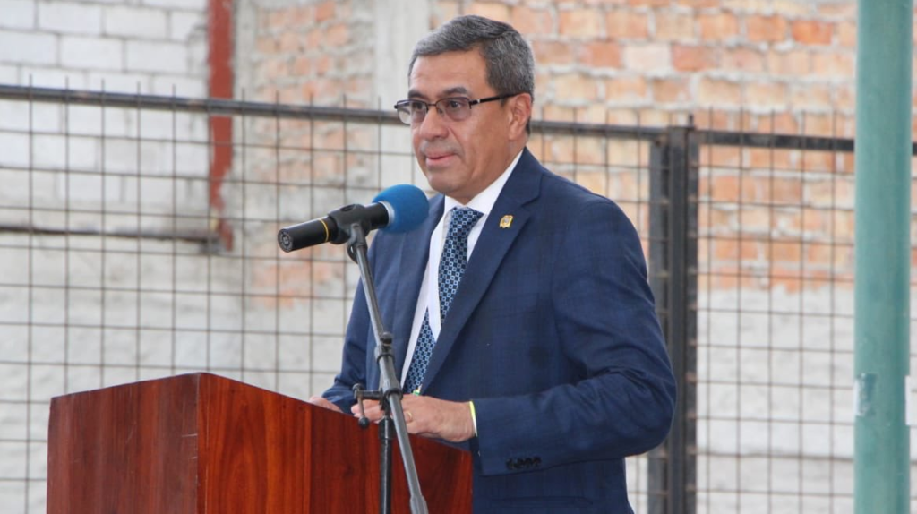Agusto Briones busca socios estratégicos para expandir producción petrolera