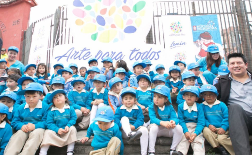 Gobierno dice que programa 'Arte para todos' ha llegado a 290.000 personas