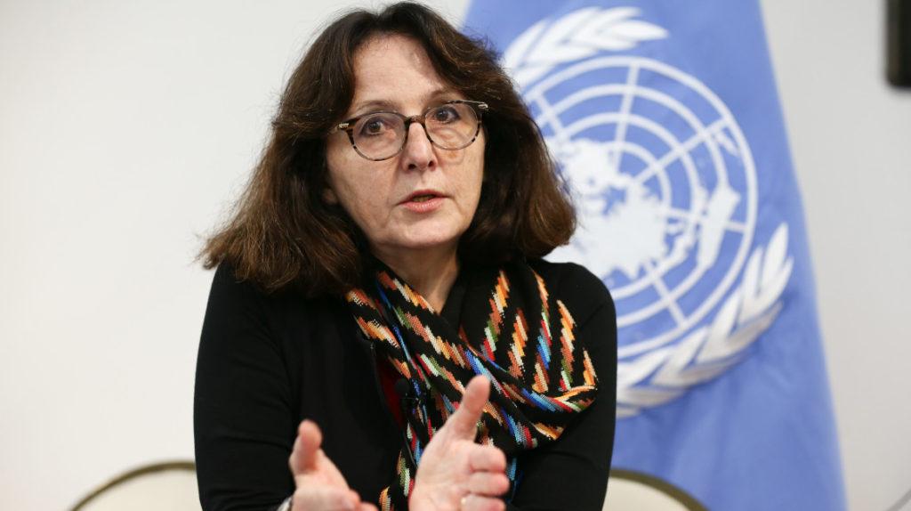 Relatora de violencia contra la mujer pide despenalizar el aborto en Ecuador