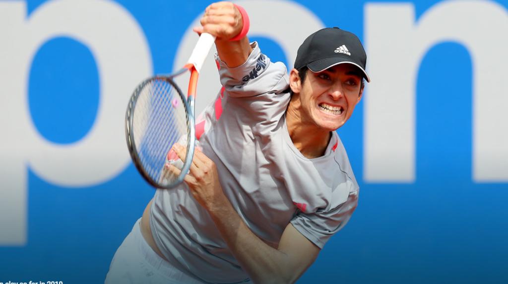 Nicolás Lapentti trabajará con el tenista chileno Cristian Garin