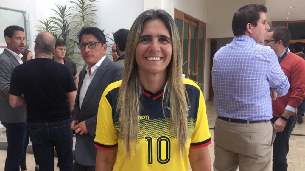 Emily Lima llega en busca de la clasificación al Mundial 2023