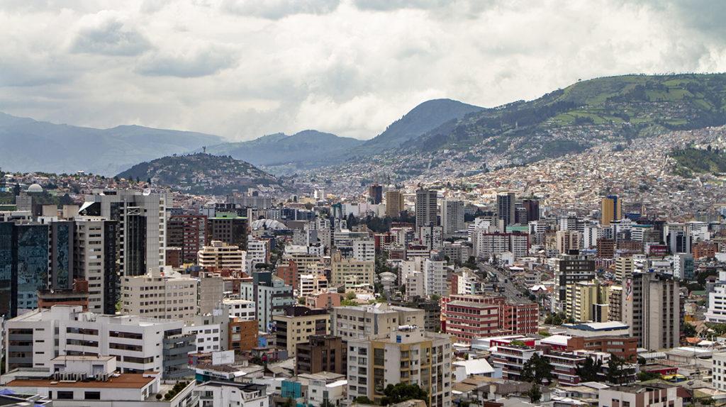 Sierra ecuatoriana soportará radiación UV muy alta