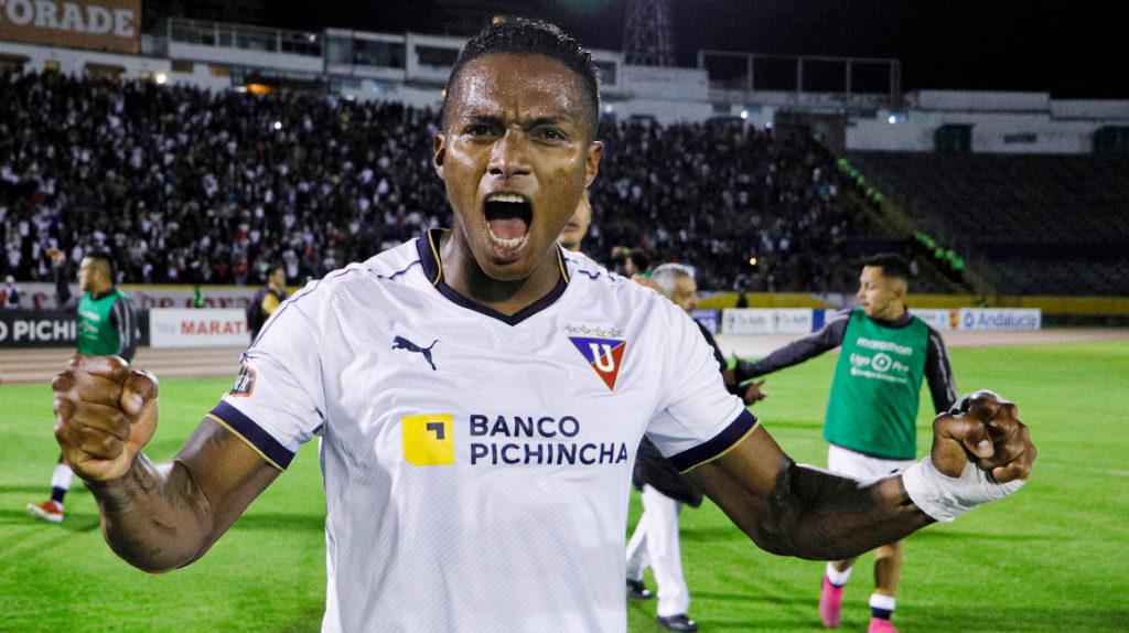 Antonio Valencia podría jugar en equipos de la Liga Francesa