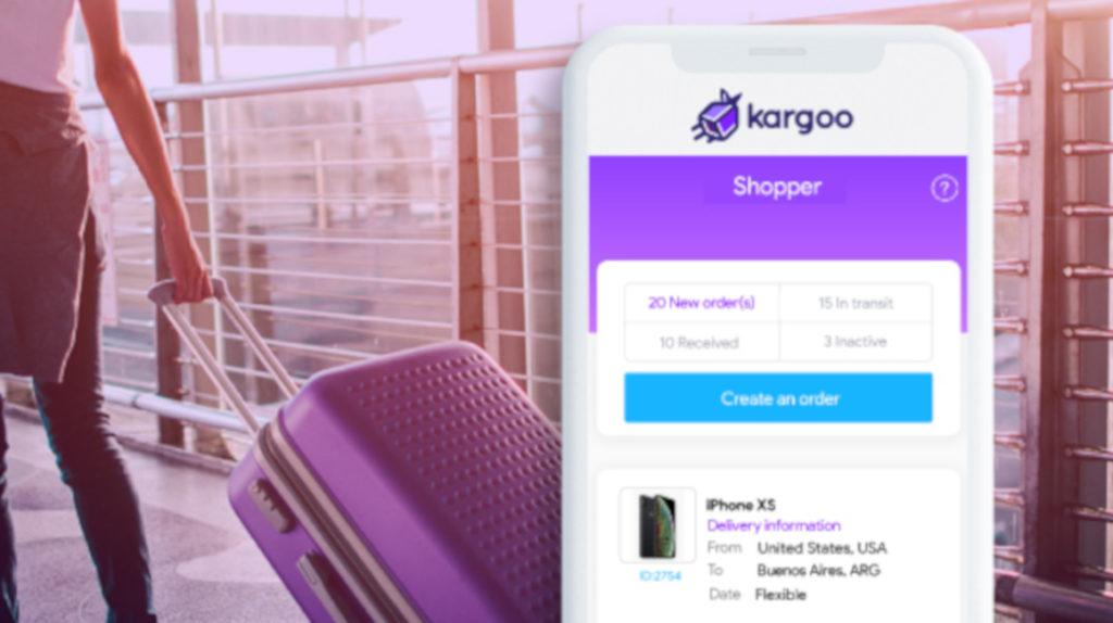Kargoo, 'el Airbnb del equipaje' que quiere revolucionar las entregas