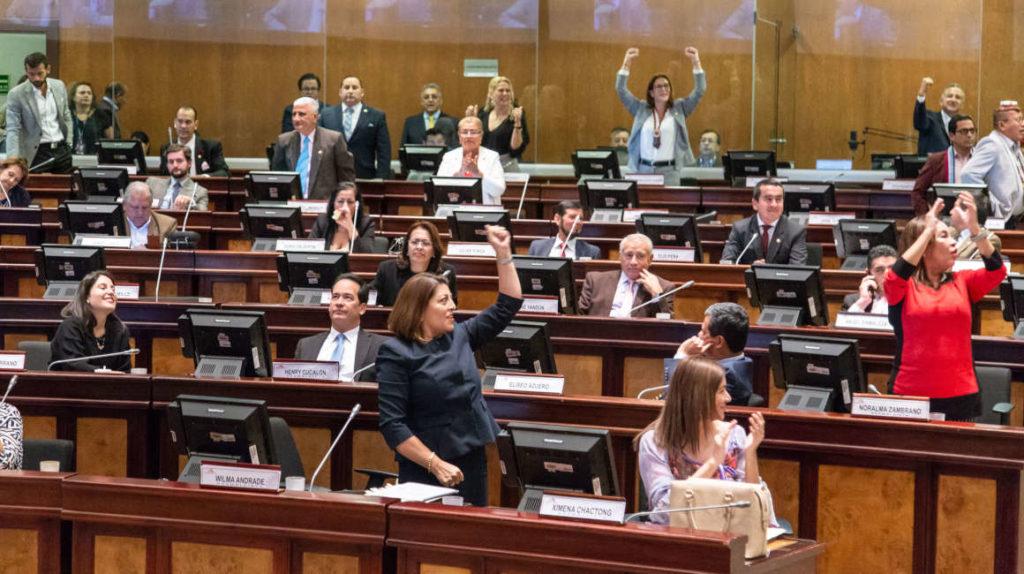 La Asamblea aprueba, por fin, las reformas a la ley electoral