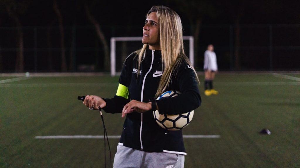Emily Lima, la nueva entrenadora de la selección ecuatoriana femenina