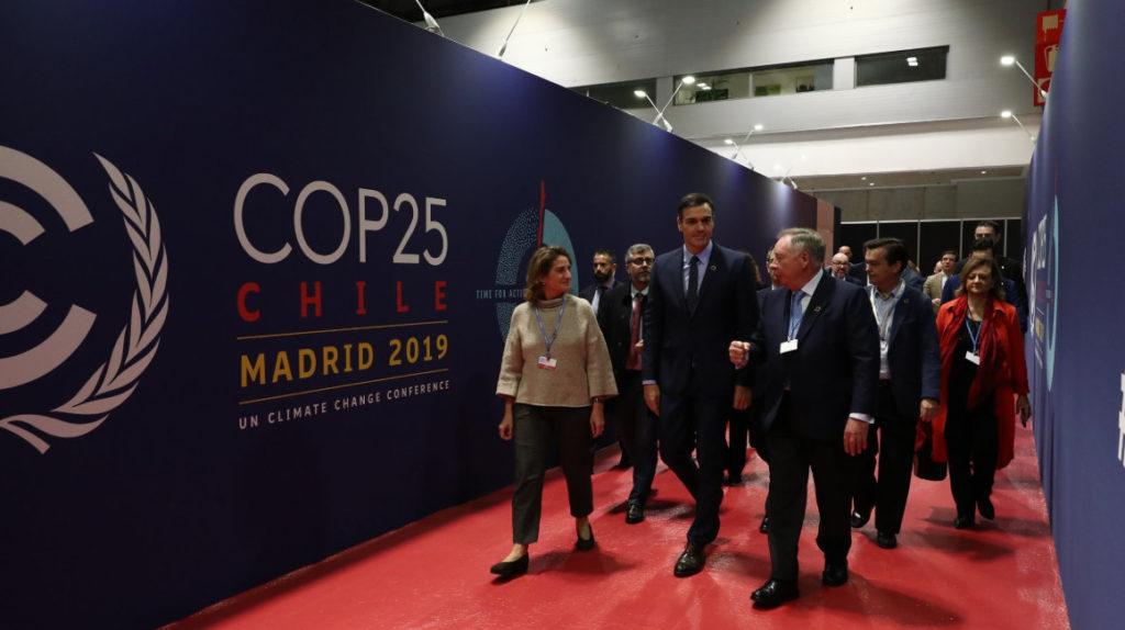 Madrid está lista para el inicio de la Cumbre Mundial del Clima