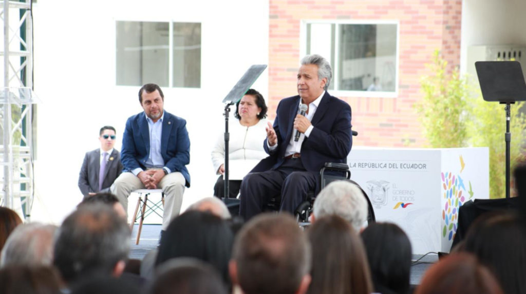 Empresarios insisten en la salida de  Paúl Granda del Seguro Social