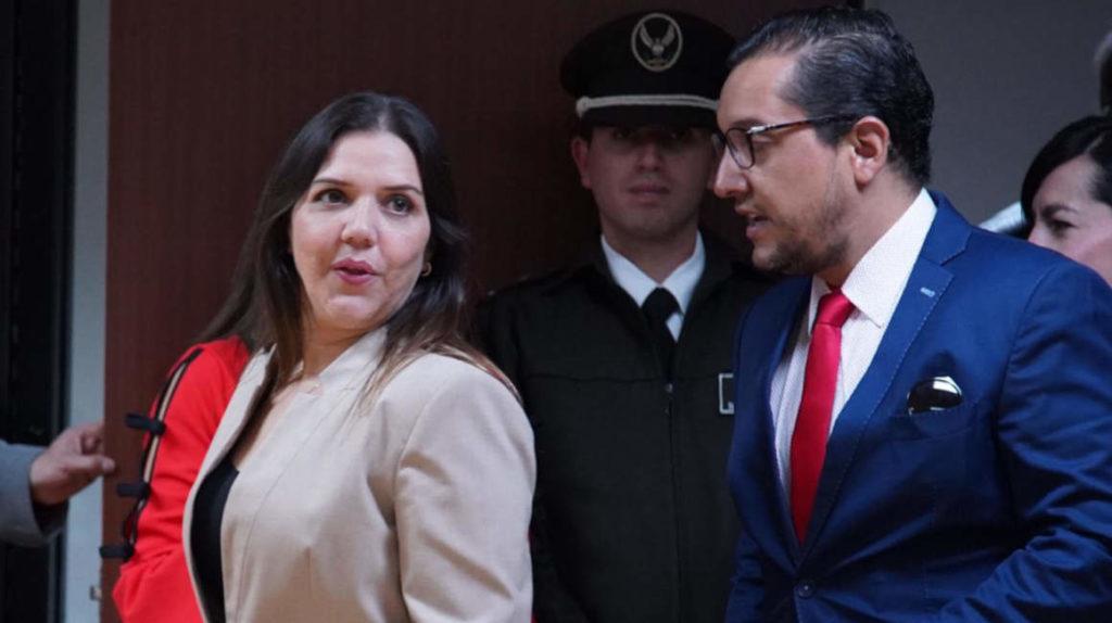 Exvicepresidenta condenada a 1 año de prisión por cobro de diezmos