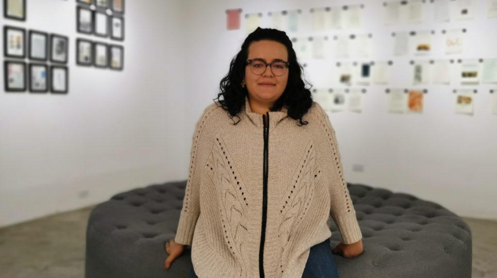 Clío Bravo presenta 'Cierre', su archivo personal elevado a arte