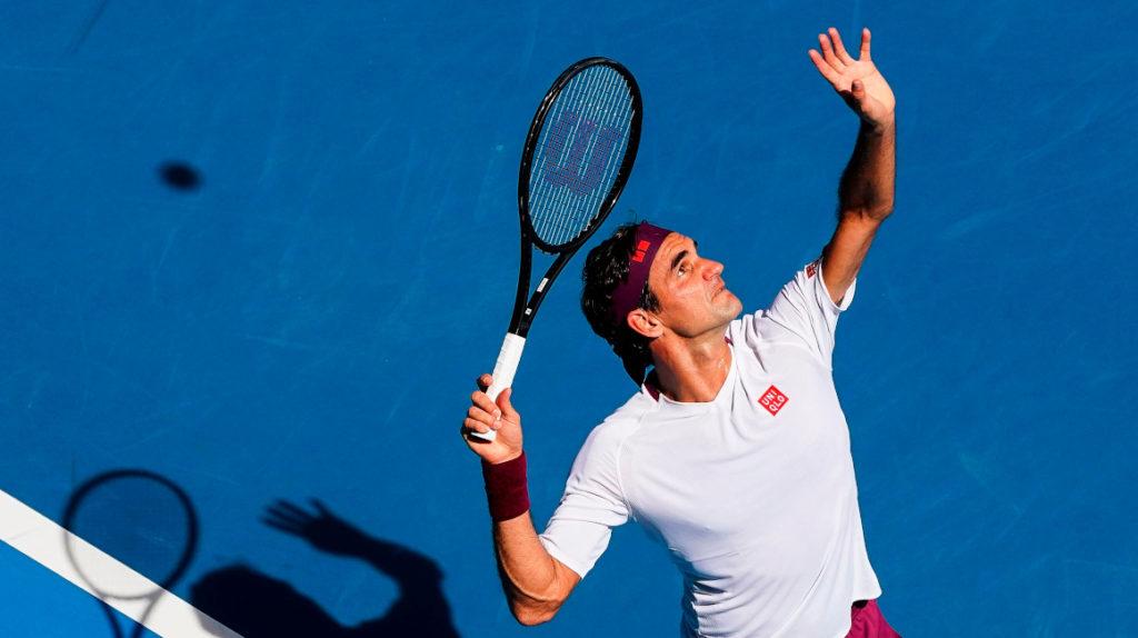 El Abierto de Australia cuenta con la vuelta de Roger Federer