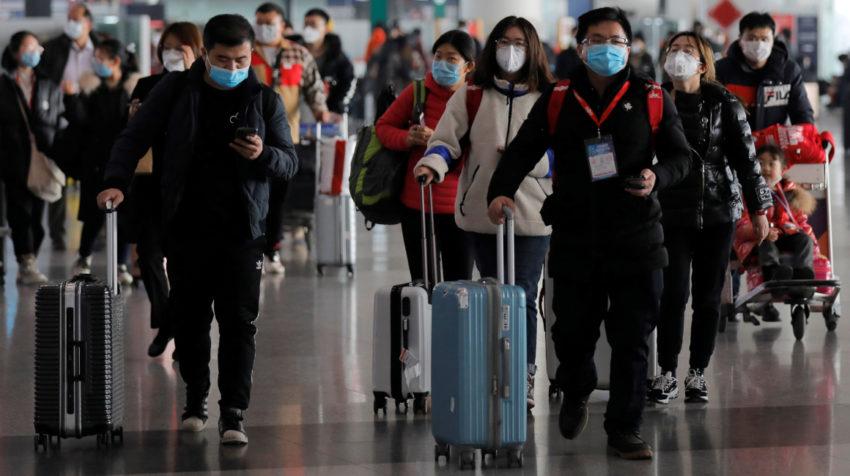 Archivo. Las autoridades chinas impusieron una prohibición de turismo en el país debido al coronavirus.