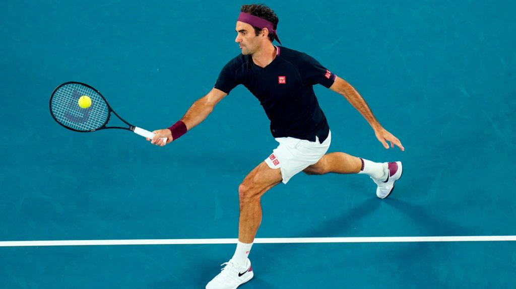 Federer se perderá el Abierto de Australia por su lesión de rodilla