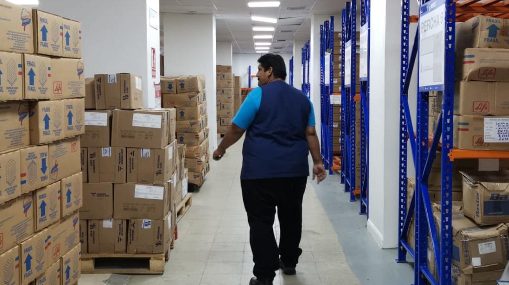Granda reconoce problemas estructurales en hospital Teodoro Maldonado Carbo
