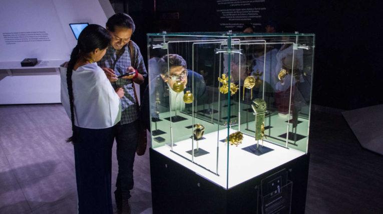 Foto archivo del 27 de junio de 2019 del Museo Nacional del Ecuador, MuNa.