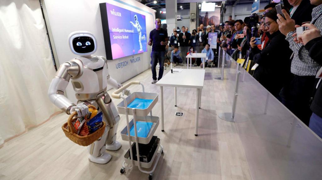 Tras la crisis de Covid-19, los robots sociales llegaron para quedarse