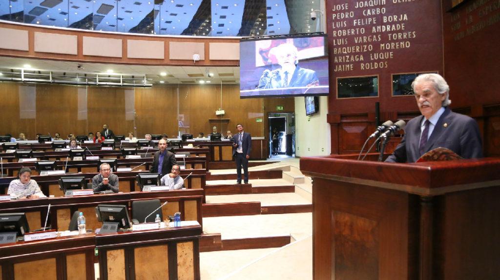 La fiscalización de la Asamblea solo llega a enterrar muertos