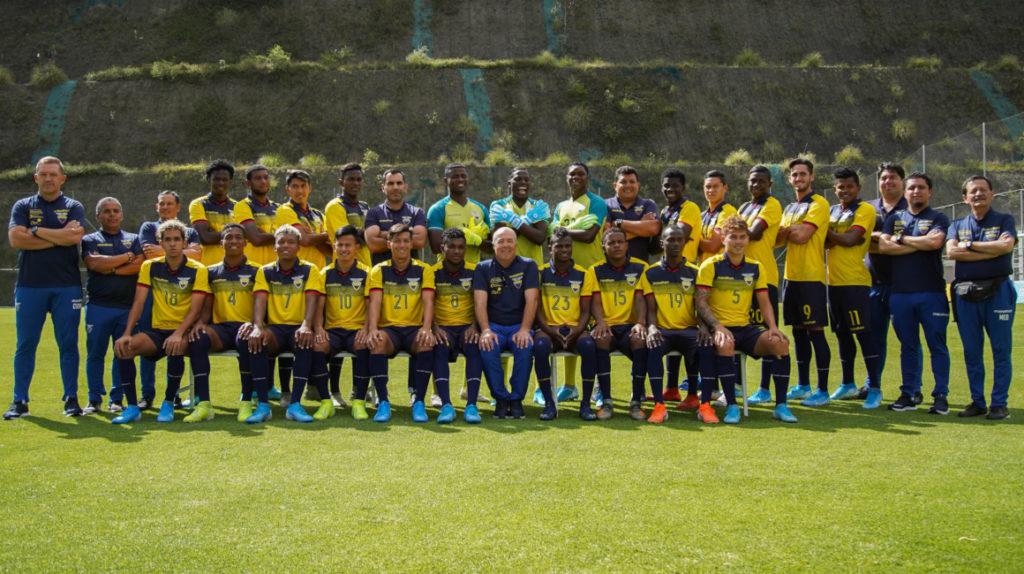 Ecuador lleva un equipo experimentado a dar pelea en el Preolímpico