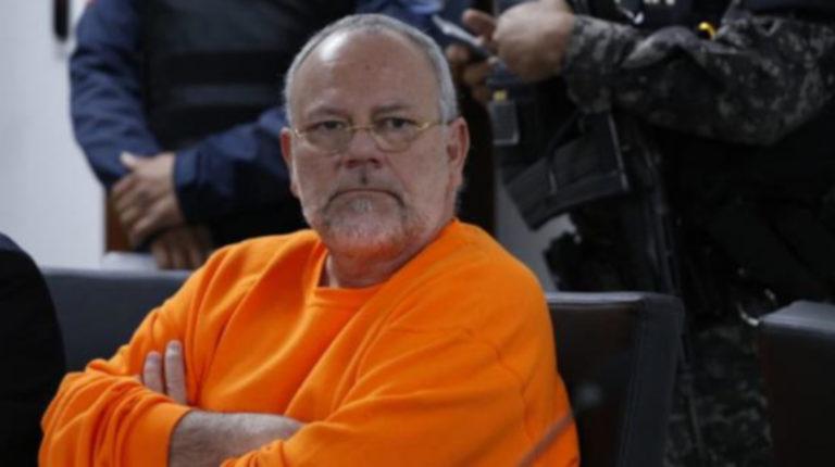 Pareja Yannuzzelli durante una audiencia judicial, en 2018.