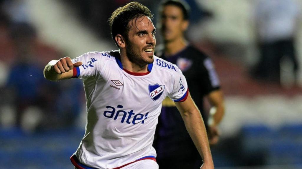 Matías Zunino es el quinto refuerzo extranjero de Liga de Quito en 2020