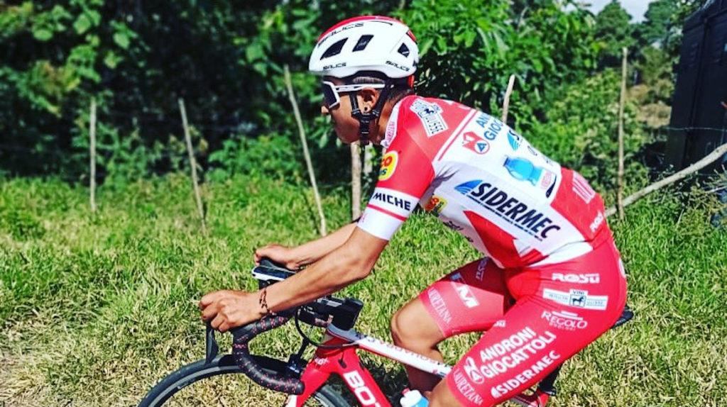 Alexander Cepeda termina segundo en la cuarta etapa del Tour de Savoie