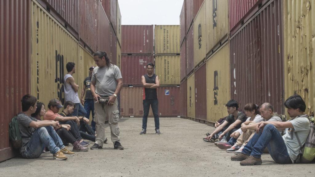 'Vacío', una película ecuatoriana pero con personajes chinos