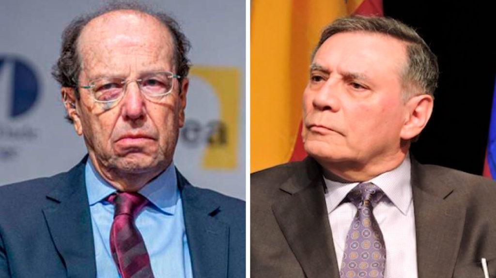 "Hurtado y Mahuad elogian ""firmeza"" de diputados venezolanos"
