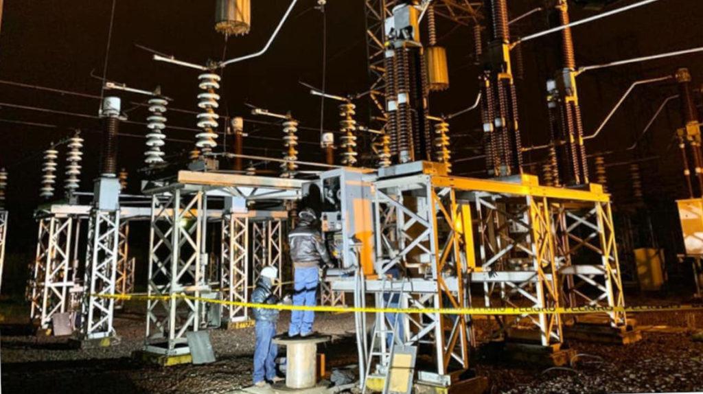 Masivo corte de luz en Quito por una falla en pruebas en subestaciones