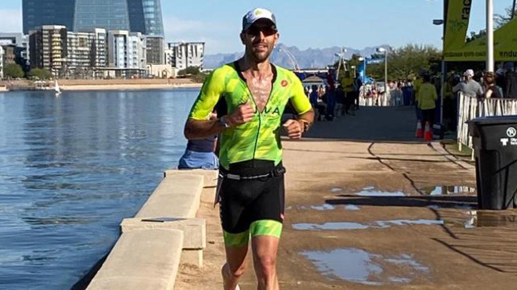 José María Ponce, el empresario que impuso el récord nacional de Ironman