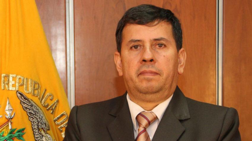 Iván León llegó a la CNJ como reemplazo de los jueces destituidos.
