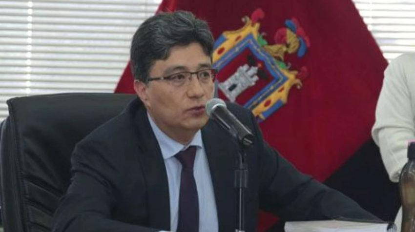 Marco Rodríguez llegó a la Corte Nacional en 2017.