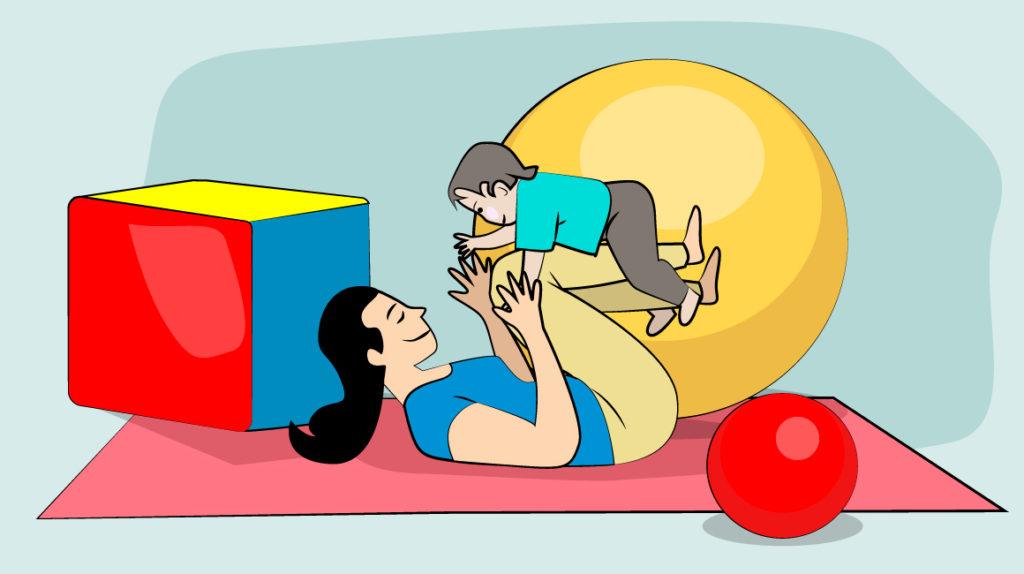 Las madres comparten más tiempo con sus hijos, los padres siguen ausentes