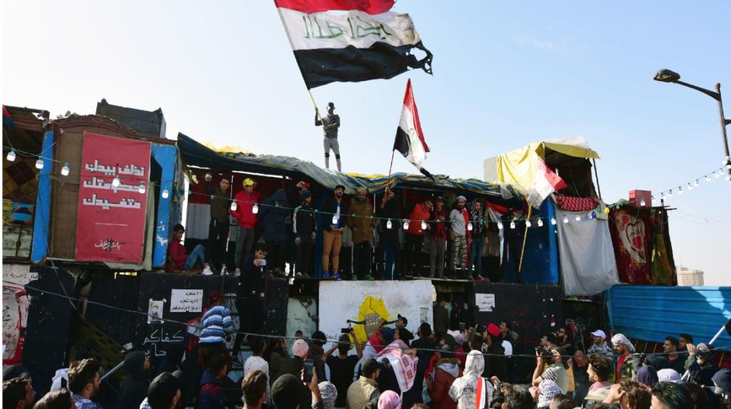 Irak denuncia entrada de tropas estadounidenses