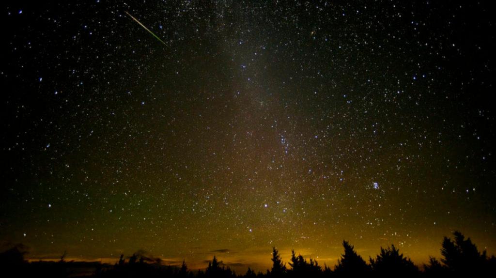 Lluvia de estrellas se podrá observar en Ecuador el 13 de agosto