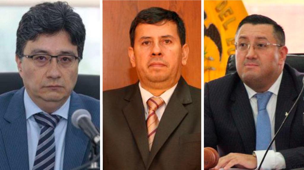 Dos de los tres jueces del caso 'Sobornos' ya fallaron contra el correísmo