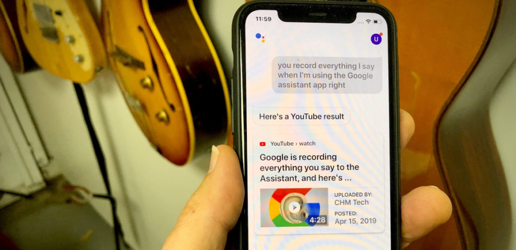 Google anuncia que su asistente personal podrá leer páginas web en voz alta