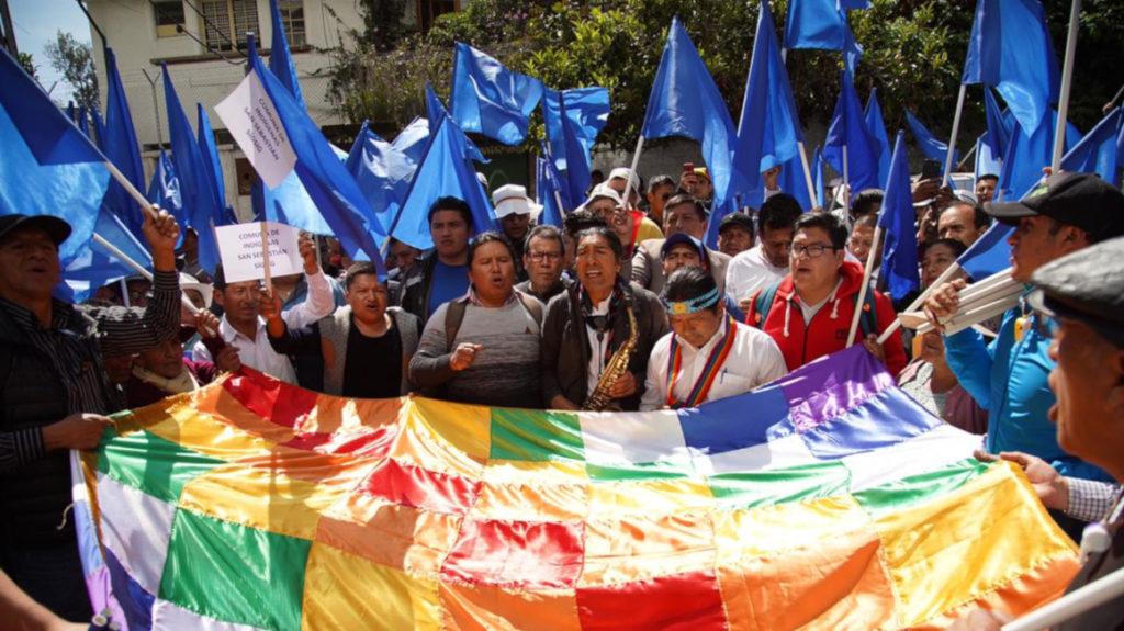 Prefecto de Azuay presenta nuevo pedido de consulta sobre minería