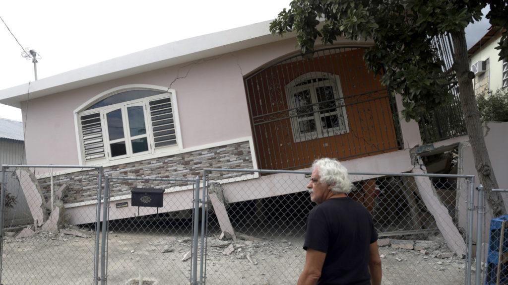 Puerto Rico siente dos sismos en menos de 24 horas
